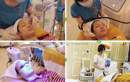 Sự vượt trội trong công nghệ điều trị mụn đầu đen Oxy Led là nhờ sự kết hợp hoàn hảo của 3 yếu tố: Tinh chất I Peel, công nghệ Oxy Jet và ánh sáng đèn Led. Trong đó, tinh chất I Peelvới chiết xuất hoàn toàn tự nhiên, khi được cung cấp cho da sẽ làm sạch da hiệu quả, nuôi dưỡng da khoẻ mạnh, mịn màng để sẵn sàng với công cuộc điều trị mụn triệt để.