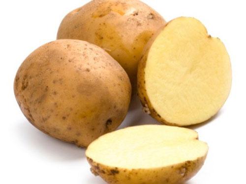 Cách trị mụn đầu đen ở mặt bằng mặt nạ  khoai tây