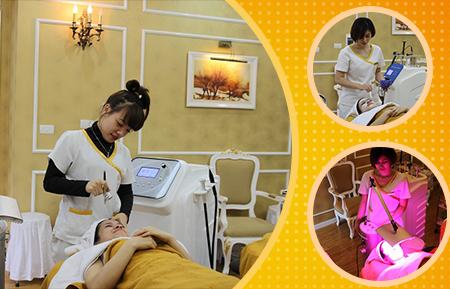 Điều trị mụn hiệu quả nhất 2013 bằng Oxy-Led