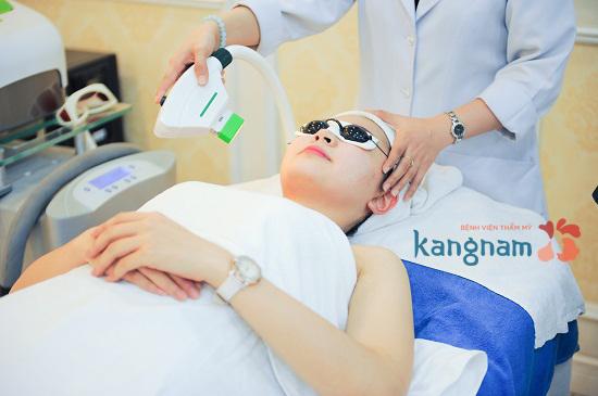 Trị mụn bằng công nghệ Nano Skin có tốt không?