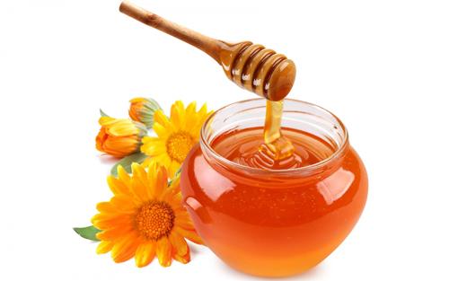 Công thức trị mụn dưới da bằng mật ong kết hợp với chanh