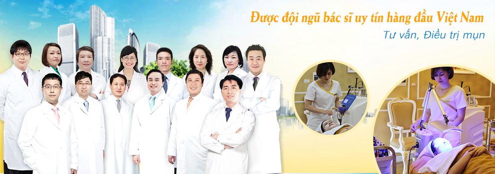 Đội ngũ bác sĩ uy tín tại Thẩm mỹ viện Kangnam